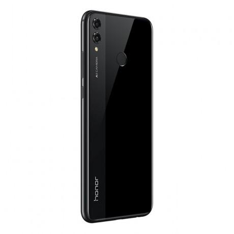 honor 8X - 6.5-inch 64GB Dual SIM 4G Mobile Phone - Black