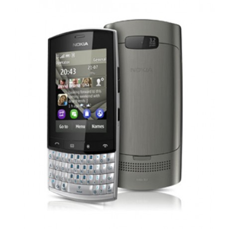 Nokia Asha303 Capacitive Touchscreen