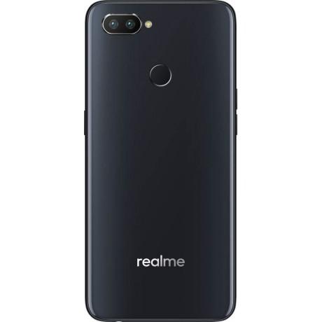 Realme 2 Pro Dual SIM - 64GB, 4GB RAM, 4G LTE, Black Sea - International Version