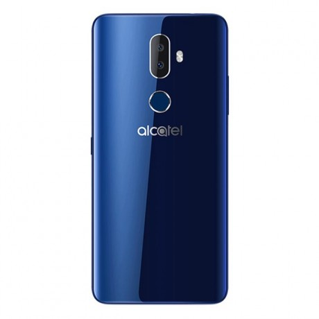 Alcatel 3v (5099U) - 6.0-inch 16GB 4G Mobile Phone - Spectrum Blue