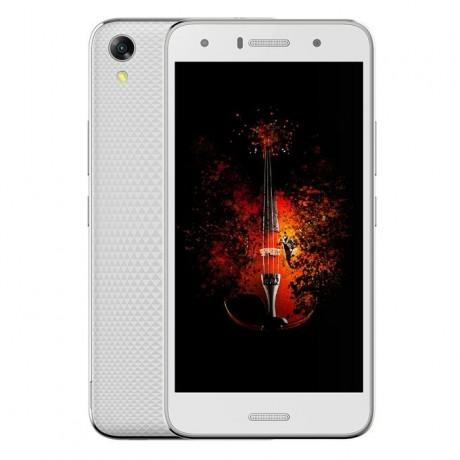 "Infinix X559 Hot 5 Lite - 5.5"" - 16GB - 3G Mobile Phone - Super White"