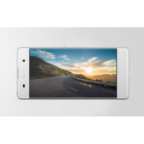 Sony Xperia XA Dual SIM - 16 GB, 2 GB, 4G LTE, WiFi, White