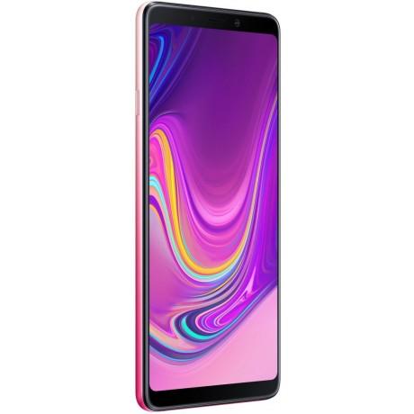 Samsung Galaxy A9 2018 Dual SIM - 128GB, 6GB RAM, 4G LTE, Pink