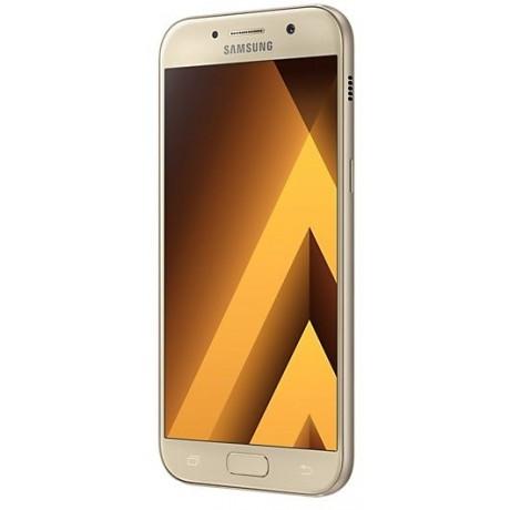 Samsung Galaxy A5 2017 Dual Sim - 32GB, 4G LTE, Gold
