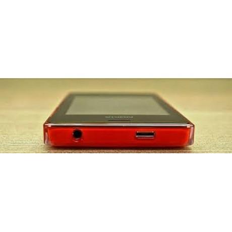 "Nokia Asha 3.0"" SmartPhone 5mp Red"
