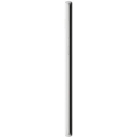 Samsung Galaxy Note 9 Dual SIM - 128GB, 6GB RAM, 4G LTE, White