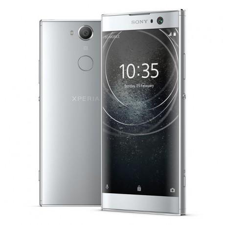 """Sony Xperia XA2 - 5.2"""" - 32GB Dual SIM Mobile Phone - Silver"""