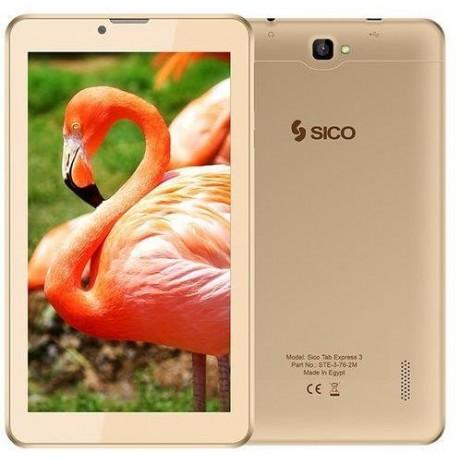 SICO Tab Express 3, 7 Inch, 8GB, 3G - Gold