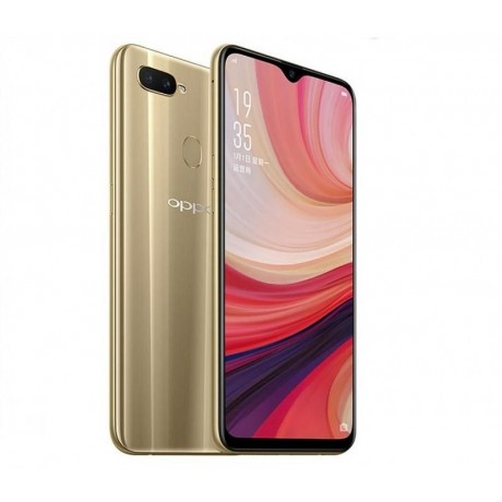Oppo A7 Gold - 64 GB - 4230 mAh