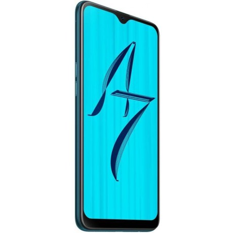 Oppo A7 - 64 GB - 4230 mAh Blue