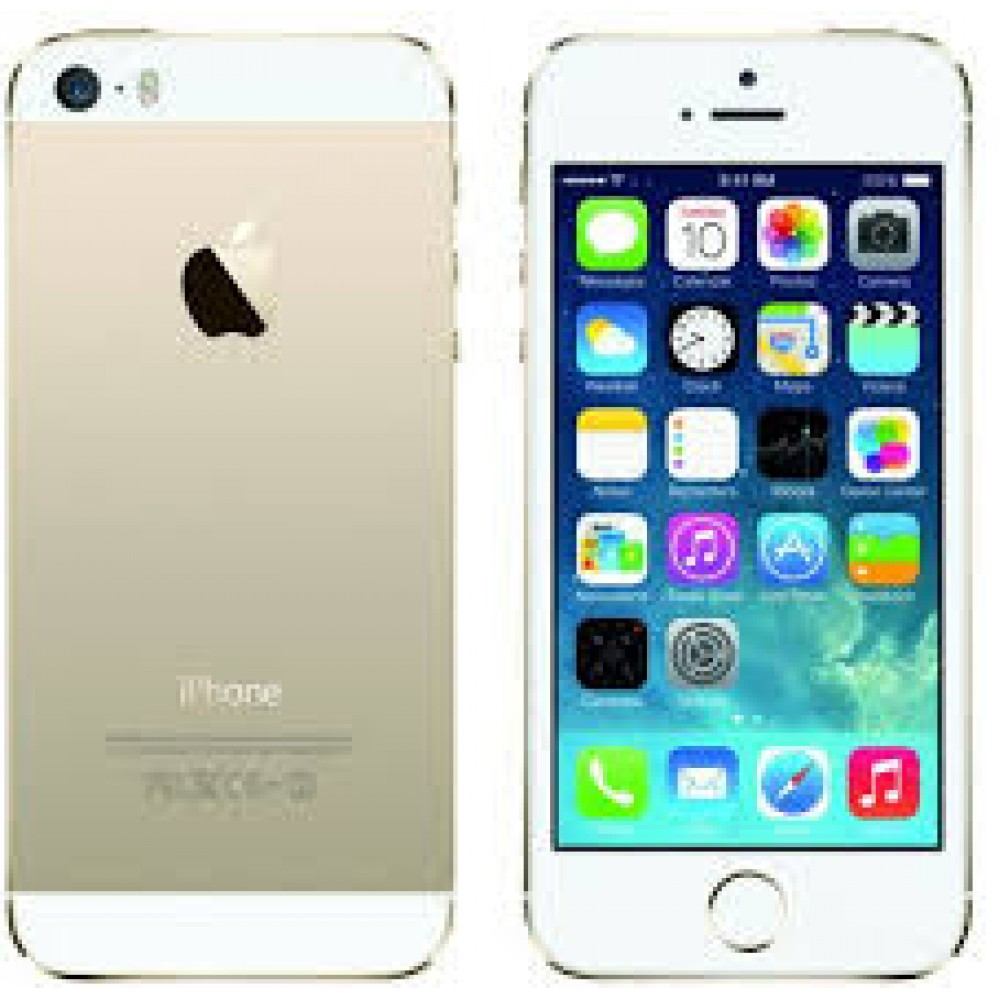 Iphone 5S-16GB,Gold Color