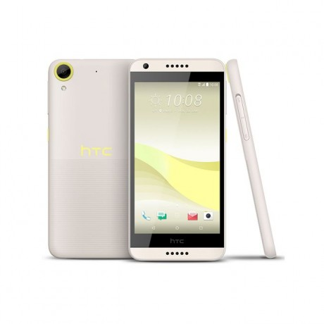 "HTC Desire 650 - 5.0"" - 32GB - 4G Mobile Phone - Almond Cream"