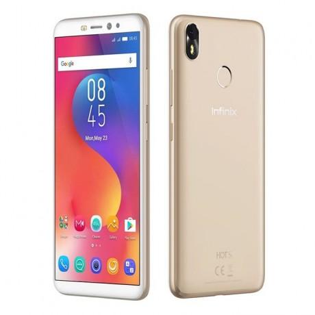 Infinix X573 Hot S3 - 5.7-inch 32GB Mobile Phone - Gold Blush