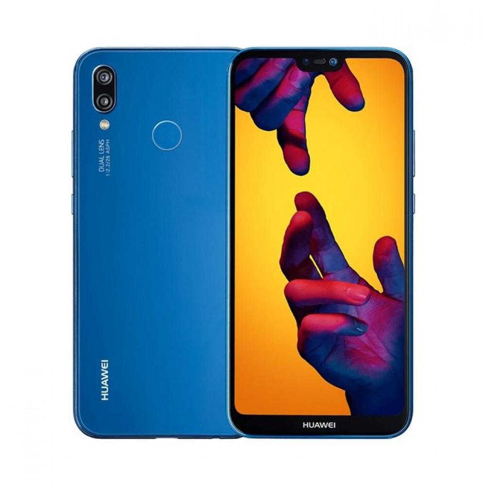 Huawei P20 Lite - 5.84-inch - 64GB Dual SIM Mobile Phone - Klein Blue
