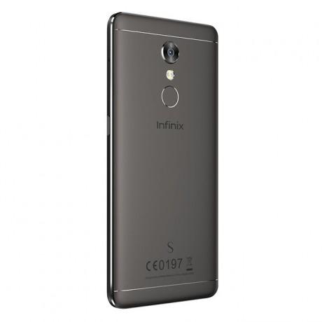 """Infinix X522 Hot S2 - 5.2"""" - 16GB Mobile Phone - Quartz Black"""