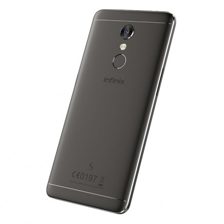"Infinix X522 Hot S2 - 5.2"" - 16GB Mobile Phone - Quartz Black"