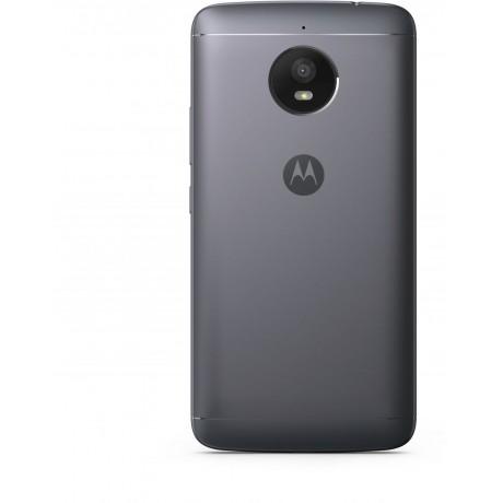 Motorola Moto E4 Plus Dual SIM - 16GB, 3GB RAM, 4G LTE, Iron Gray
