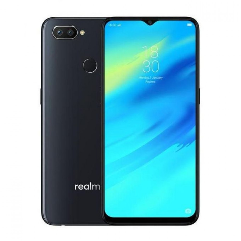 Realme 2 Pro - 6.3-inch 128GB Mobile Phone - Black Sea