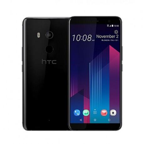 "HTC U11+ - 6.0"" - 128GB - 4G Dual SIM Mobile Phone - Ceramic Black"