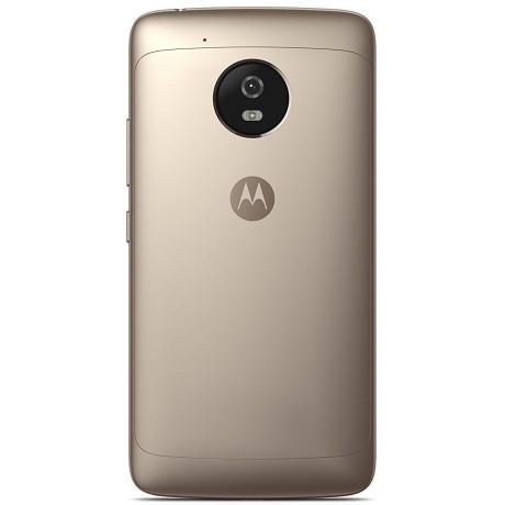 Motorola Moto G5 Dual Sim - 16GB, 3GB RAM, 4G LTE, Fine Gold