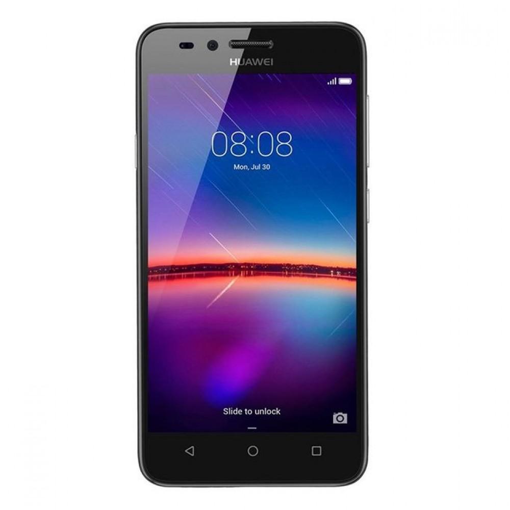 "Huawei Y3 II - 4.5"" - 4G Dual SIM 8GB Mobile Phone - Obsidian Black"
