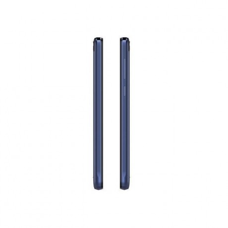 Lava Iris 51 - 5.0-inch 8GB Dual SIM Mobile Phone - Black & Blue