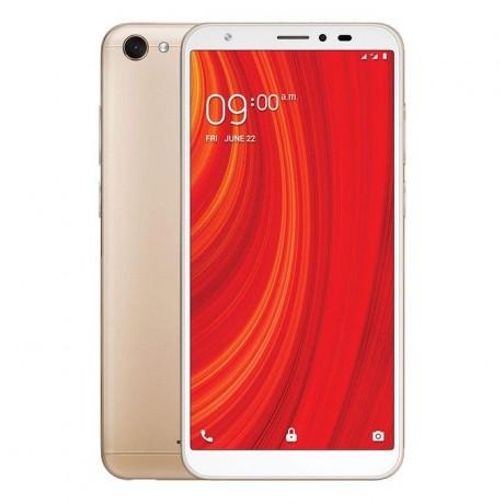 Lava Z61 - 5.45-inch 16GB 4G Mobile Phone - Gold