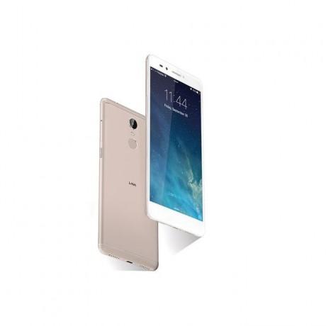 Lava A3 - 5.5-inch 32GB Dual SIM 4G Mobile Phone - Gold