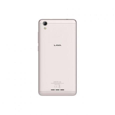 Lava R1 Lite - 5.0-inch 16GB Dual SIM 4G Mobile Phone - Gold