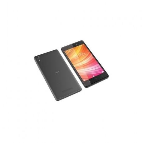 Lava Iris 820 - 5.0-inch 8GB Dual SIM Mobile Phone - Black/Grey