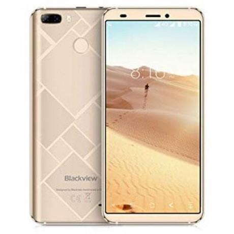 Blackview S6 Dual SIM - 16GB, 2GB RAM, 4G LTE, Fingerprint , Gold