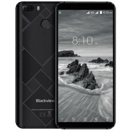 Blackview S6 Dual SIM - 16GB, 2GB RAM, 4G LTE, Fingerprint , Black