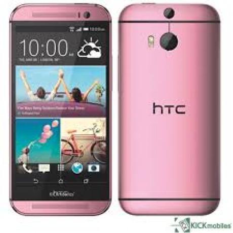 HTC ONE M8 LTE 4G Pink