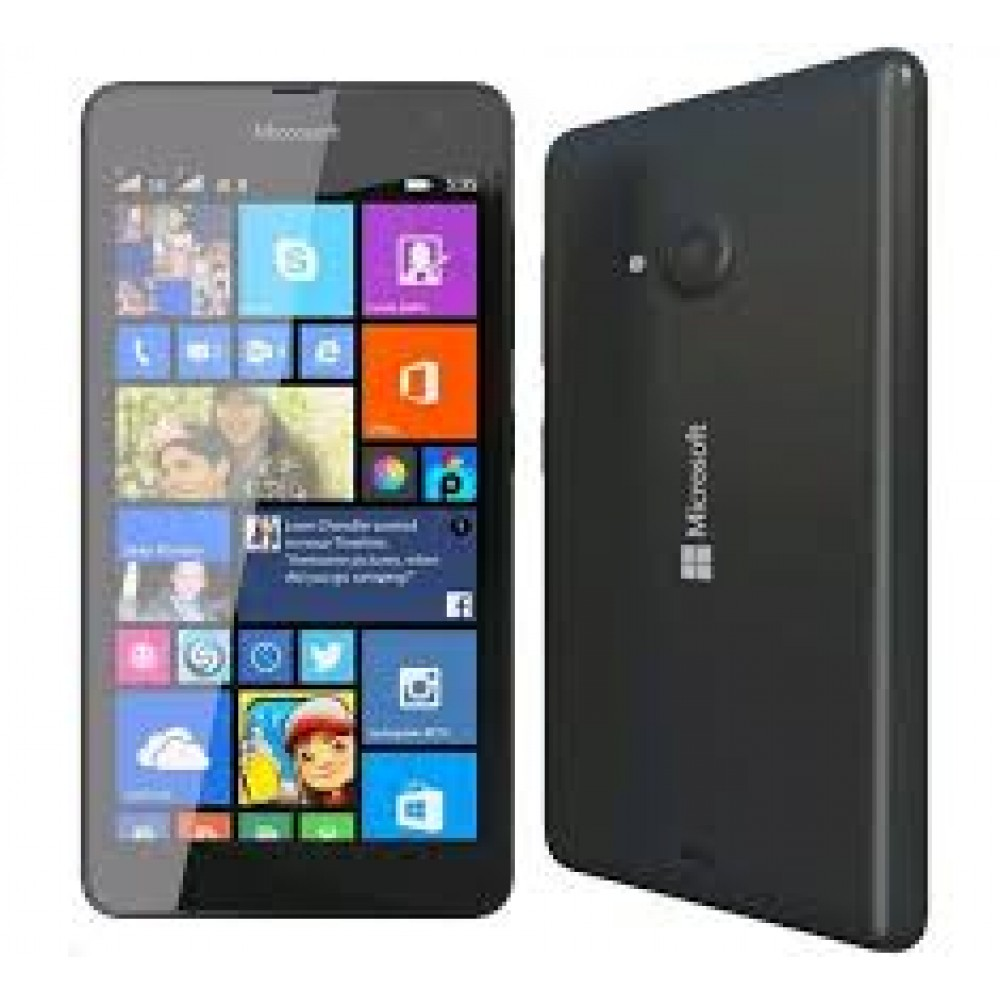 Microsoft Lumia 535 2 Sim Windows Phone 8.1 Gray