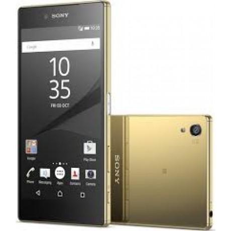 Sony Xperia Z5 Dual Sim LTE Gold