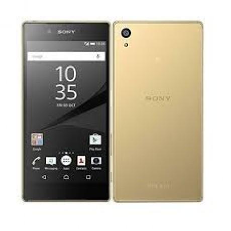 """Sony EXPERIA Z5 PREMIUM 5.5"""" 32GB 4G/DS Gold 4K"""