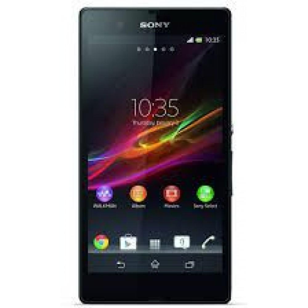 Sony Xperia Z1 Black Color