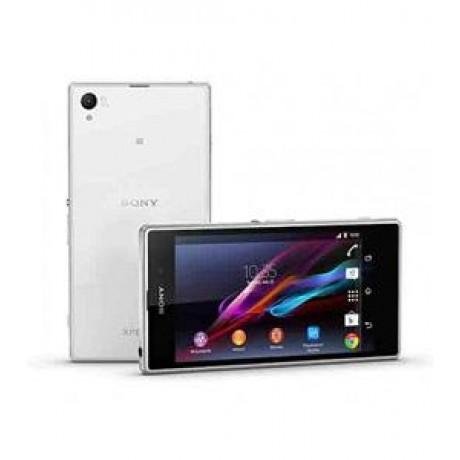 Sony Xperia Z1 White Color