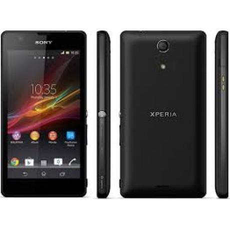 Sony Xperia ZR Black Color