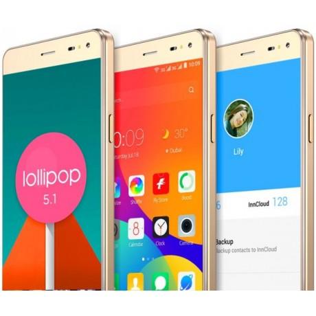 Innjoo Max 2 Dual Sim - 16GB, 3G, Wifi, Gold
