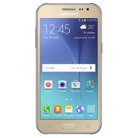 Samsung Galaxy J2 J200H/DS 3G 8 GB, 3G, Gold Dual SIM