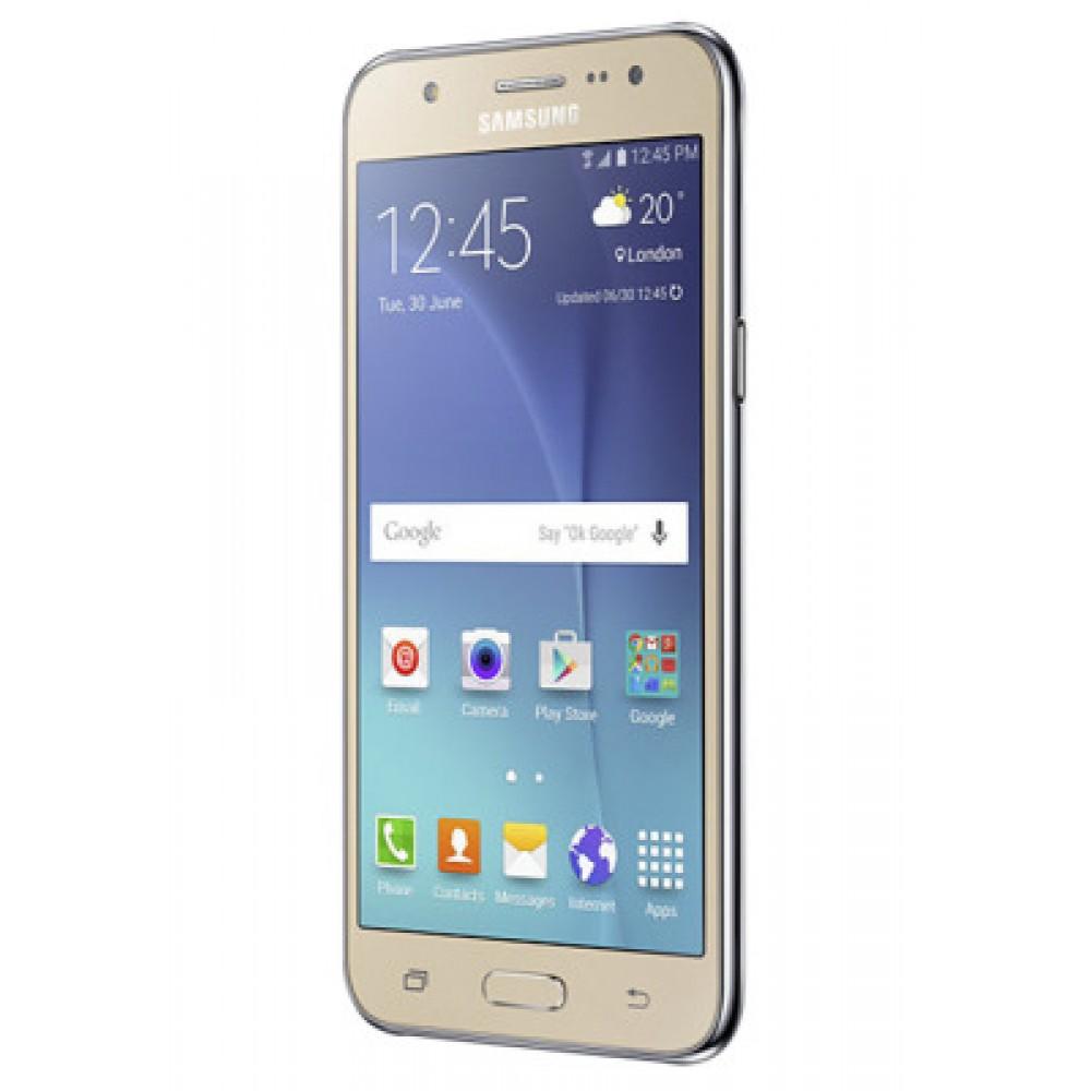Samsung Galaxy J5 J500H/DS 3G 8 GB, 3G, Gold Dual SIM