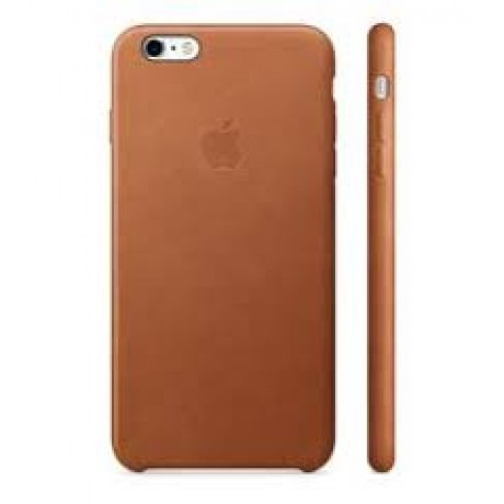 Apple iPhone 6S PLUS Leather Case, Saddle Brown