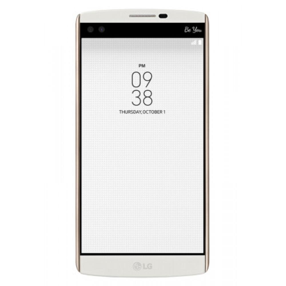 LG V10 H961N 64 GB, 4G LTE, White Dual SIM
