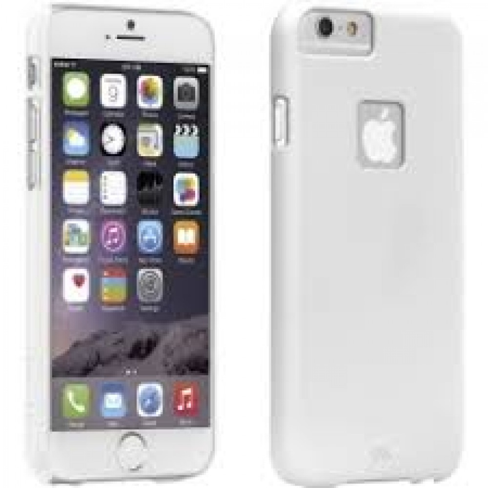 Case-Mate iPhone 6 ( 4.7 ) Barely There - White