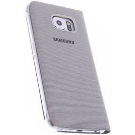 Samsung Galaxy S6 Flip Wallet Silver