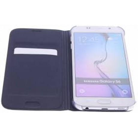 Samsung Galaxy S6 Flip Wallet Black
