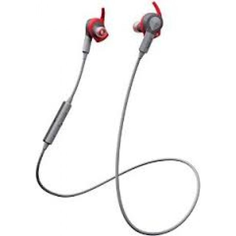 Jabra Sport COACH Wireless Earphones Red