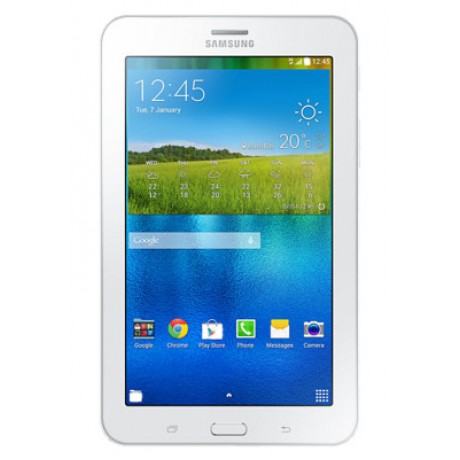 Samsung T116 (3G, 7 inches, 8 GB)- White