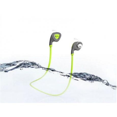 Bluedio Q5 Sport Bluetooth Headset - Green